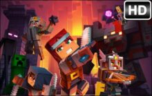 Minecraft Dungeons Wallpapers Custom New Tab
