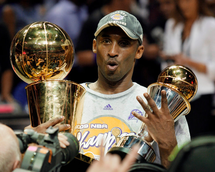 5-time NBA champion, 18-time NBA All Star, a legend! (Source: Internet)