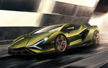 Breakthrough to the New Era: Lamborghini Sian First Look!