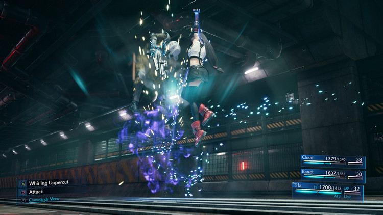 what's new in final fantasy 7 remake 3
