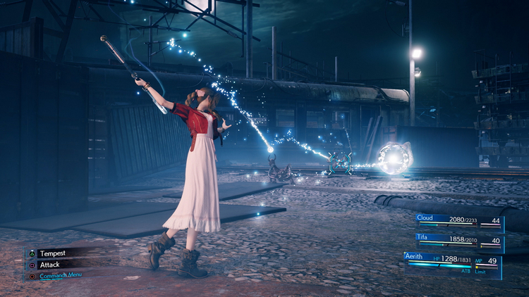 what's new in final fantasy 7 remake 4