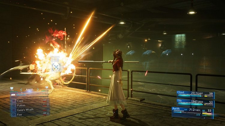 what's new in final fantasy 7 remake 5