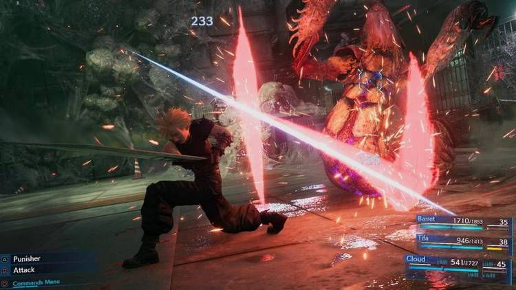 what's new in final fantasy 7 remake 6