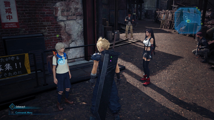 what's new in final fantasy 7 remake 7
