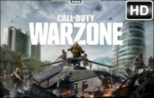 Call of Duty Warzone Custom New Tab