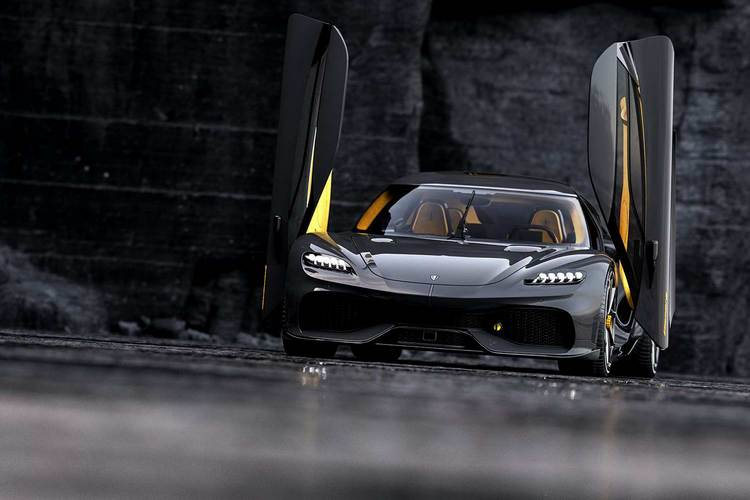 koenigsegg gemera first look 6